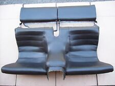 Porsche 968 944 Turbo S2 Cabriolet Convertible Black Split Fold Rear Back Seat