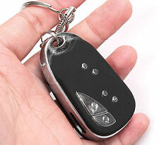 Mini HD Camcorder 909 Car Keychain Camera Remote DVR Camera Audio Video Recorder