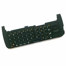 100% Genuine Nokia C6-00 QWERTY keyboard keypad buttons keys C6 00 Black