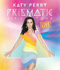 The Prismatic World Tour, New DVD, Katy Perry, Katy Perry