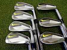 NICE! Nike Vapor Pro Blade Forged Iron Set - RH - 4-PW - Steel - Stiff Flex S300