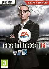FIFA Manager 14 Legacy Edition - PC DVD - brand new and factory sealed