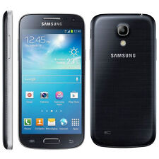 BLACK Unlocked Samsung Galaxy S4 Mini GT-i9195 - 8GB - 4G LTE Smart Mobile Phone