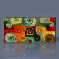 MOROCCAN SWIRLS II MARRAKECH INSPIRED GIANT ICONIC CANVAS ART PRINT Art Williams