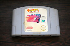 Jeu HOT WHEELS Turbo Racing pour Nintendo 64 (N64) PAL