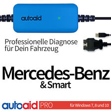 Autoaid pro Diagnostic Appareil pour Mercedes smart obd2 scanner zb w204 w211 w212, etc.