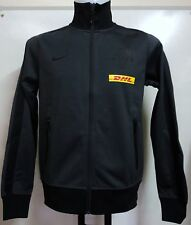 MANCHESTER UNITED BLACK AUTHENTIC N98 JACKET BY NIKE ADULTS SIZE LARGE BRAND NEW
