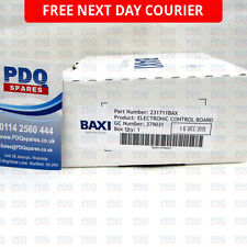 BAXI SOLO 2 & SOLO 3 ELECTRONIC CONTROL PCB 231711BAX - BRAND NEW *FREE P&P*