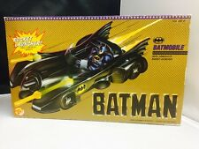 Vintage Batman Toybiz Batmobile with Concealed Rocket Launcher MISB