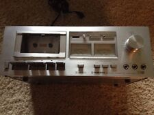 Pioneer Stereo Cassette Tape Deck Ct-f500