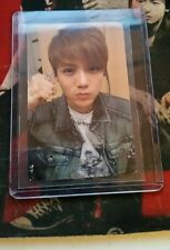 Exo m Luhan mama ver a Korean press official photocard card Kpop K-pop