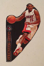 "Mario Chalmers #15 FATHEAD Miami Heat 7"" w/ Nameplate Sign Vinyl Wall Graphics"