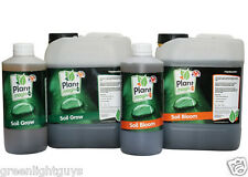 PLANT MAGIC SOIL BLOOM 1 LITRE SOFT WATER AND 5 FREE PIPETTES