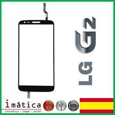 PANTALLA TACTIL LG G2 D802 X5RG DIGITALIZADOR CRISTAL TÁCTIL D805 NEGRO NEGRA
