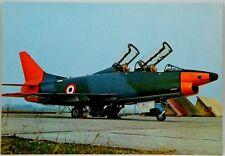 Cartolina Aviazione - Aereo Fiat G 91 T - Non Viaggiata