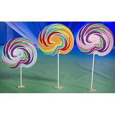 Candy  Lollipop  old fashioned lollipops. Candyland Decorations Standee