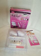 18pc Handheld Pedi feet The Ultimate Foot File Kit. (S8)