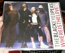 The Black-Eyed Peas - Where is the Love MUSIC CD SINGLE  - FREE POST