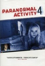 DvD PARANORMAL ACTIVITY 4 .....NUOVO