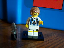 Lego Collectable Minifigure Series #4 Soccer Player #8804 FREE SHIPPING