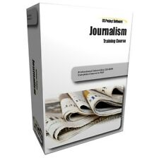 JOURNALISM BASIC NEWS MAGAZINE WRITING TRAINING STUDY COURSE MANUAL ON CD