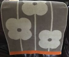 Orla Kiely Giant Abacus Flower Hand Towel 50 X 90cm (BNWT)