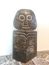 Antique Chinese Manchurian  Mythological  Stone Figure statuette,idol,god,Eagle