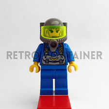 LEGO Minifigures - Jet - rck004 - Rock Raiders Omino Minifig Set 4930 4980 4990