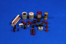 VERLINDEN PRODUCTIONS #2568 US Airfield Accessories in 1:48