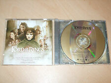 The Lord of the Rings - Fellowship of the Ring - Original Soundtrack CD Nr Mint