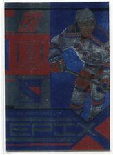 2010-11 Zenith Epix 47 Mats Zuccarello Rookie