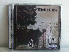 CD ALBUM EMINEM The marshall mathers LP 490629 2