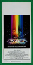 L37 LOCANDINA STAR TREK ROBERT WISE WILLIAM SHATNER LEONARD NIMOY JAMES DOOHAN