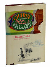 CHARLIE AND THE THE CHOCOLATE FACTORY Roald Dahl ~ First Edition 1964  1st State