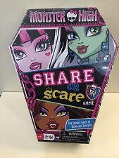 Monster High compartir o asustar a Juego Nuevo Caja Sellada