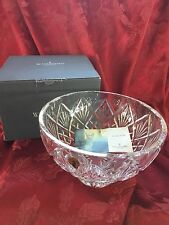 RARE Exceptional IRELAND WATERFORD Crystal Elegant Killeen Pedestal Footed BOWL