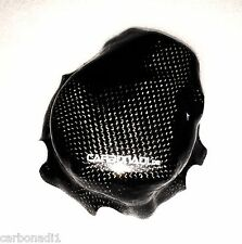 KTM EXC-F 250 350 4t 2017 carbon lima tapa motor tapa cover carbono Carbone