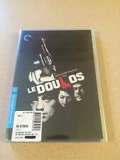 Le Doulos DVD Criterion Collection Jean Pierre Melville Film New Sealed Way OOP