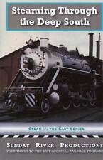 Steaming Through the Deep South DVD NEW Sunday River Reader Railroad Southern