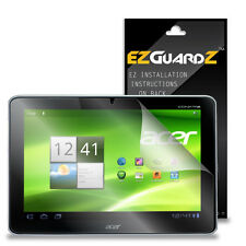 "1X EZguardz Screen Protector Shield HD 1X For Acer Iconia Tab A211 10.1"" Tablet"