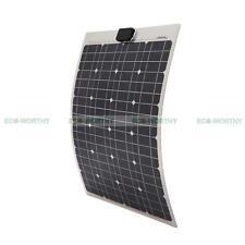 40Watt 12Volt Mono Semi Flexible Solar Panel for Camper Boat Caravan Car