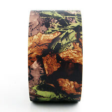 Camo Camouflage Real Tree Patterned Tape For Hunters No-Mar Gun&Bow Tape