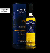 BOWMORE Tempest 10 Jahre Years Release VI - Batch 6 - Single Malt Scotch Whisky