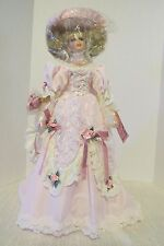 Victorian Porcelain Doll Show Stopper Florence Maranuk Collection Lady Cynthia