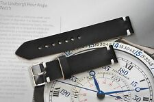 Ocean1 Band US HAND-MADE Horween Leather 20mm Strap UBL20L Beautiful Finish!
