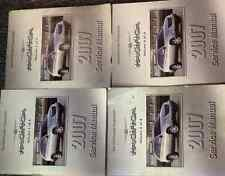2007 CHRYSLER PACIFICA Service Shop Repair Workshop Manual Set FACTORY OEM 2007