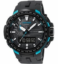 Casio PRO TREK PRW6100Y-1A Triple Sensor Multiband 6 Smart Access Men's Watch