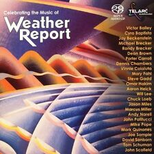 Celebrating the Music of Weather Report by Jason Miles (cd4297)