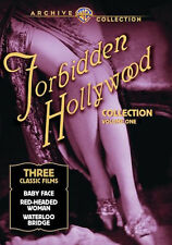 FORBIDDEN HOLLYWOOD COLLECTION: VOLUME 01 - DVD - Region Free - Sealed