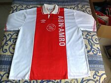 Maglia Calcio Ajax No Match Worn Shirt Umbro Amsterdam Olanda Originale